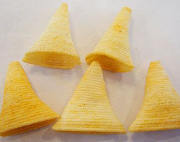 Хрустящий треугольник