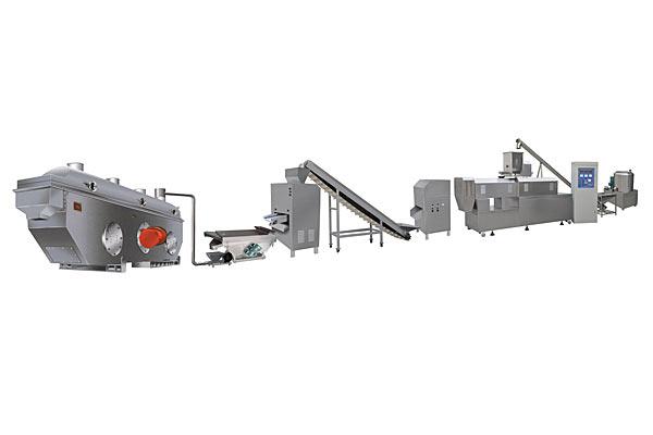 Линия для производства панировочных сухарей/панко-панировки