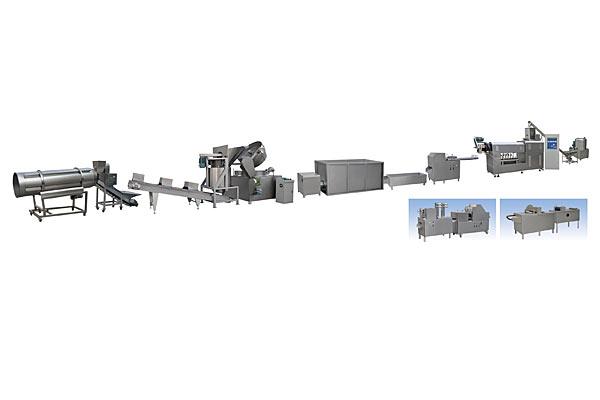 Линия для производства 2Д пеллетов