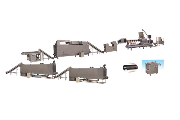 Линия для производства 3Д пеллетов