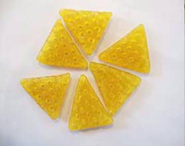 Треугольник 3Д пеллеты